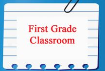 First Grade Classroom / First Grade Classroom curated for elementary teachers by www.treetopsecret.com.  Please visit my blog for more ideas to help you and your students, Veronica at TreeTop. / by Tree Top Secret Education
