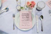 Paper Goods for Weddings