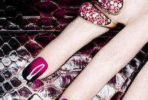 nails / by Amanda Stewart