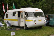 Monocoque camper