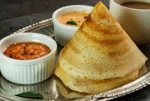 Eating at Chennai