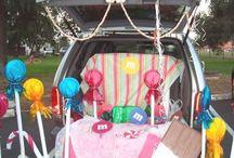 Birthday Ideas / by Melissa Drane