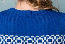 Stina Fredriksson / Work by Stina Fredriksson. Knitwear designer. www.stinafredriksson.com