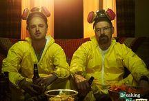 Breaking Bad / TV Show / by Frank Wuzzardo