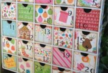 Craft - Advent Calendars