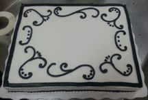 butter cream piping