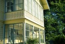Conservatory / Wintergarten