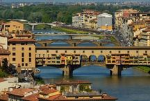 İçinden Nehir Geçer Avrupa Şehirleri