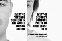 Suicide Awareness / by Kim Gilby
