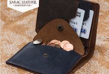 Handcrafted Genuine Leather Wallet Gift for Men