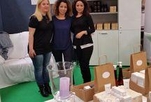 Novakosmetica al Festival dell'Oriente / Abbiamo fatto scoprire ad un pubblico interessato al benessere i nostri prodotti. Grande successo per la Vegan Line
