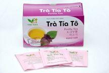 Trà Tía Tô - Cty Tâm Thảo / Công ty Tâm Thảo: Sản xuất và thuơng mại các loại trà: Tía tô, Chùm ngây, Luợc vàng, Lá sen. Hotline: 0938 919 739