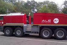 Trojan 8870 truck