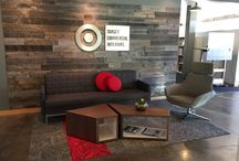 Commercial Office Space Decor