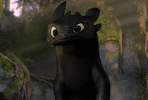 Toothless / Toothless the NightFury