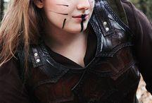 NERO Makeup / by Tristan Turner