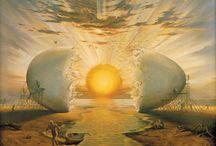 art lesson: surrealisme (+ dada)