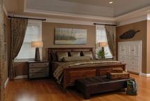Master bedroom / by Crystal Short