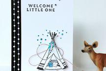 Karten mit SU - Little One