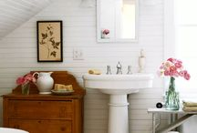 Beautiful Baths / by Nancy @ Artsy Chicks Rule