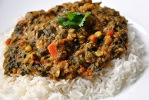 Vegan Curries / by Random Collection of Photos and Food by Colleen