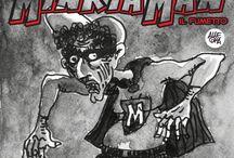 Minkiaman / Un graphic novel in progress