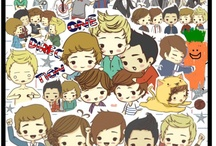 One direction / Love them!!