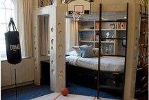 Colton's bedroom / by Peggy Bozich
