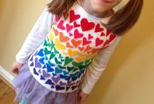 100 days of School kids shirts