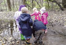 Nature School / Ideas for our homeschool