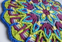 Crochet Overlay / The most wonderful creations with overlay crochet