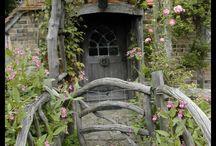 hobbit houses / by Tammy McCutchen