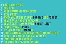 Relationships....