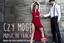 Marcowo-Kwietniowa fala kursów w Salsa Libre 2015 / Nowe kursy salsy nowojorskiej, kubańskiej, salsa for ladies, kizomby i bachaty w SL! http://www.salsalibre.pl/kursy