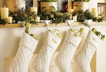 Christmas Stockings Decor Inspiration