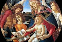 ART THEN / Art by old masters, ancients, art history, 20th century / by Lisa Palmer