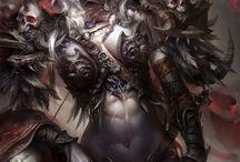 warcraft fantasy
