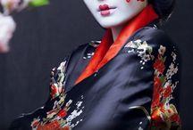 Geisha model