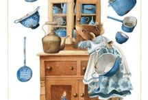 Vera the Mouse / by Beth Larrick