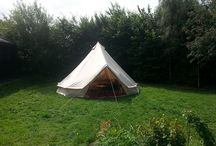 Belle Tent for Hire