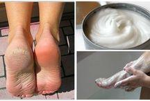 piedi e unghie