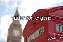 London - Bucketlist