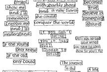 Art Journal / by Karla Yungwirth