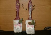 Christmas Crafts / by Stephanie Stotts