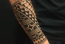 Tatuaggi Tribali Sul Braccio
