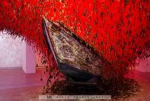 Art spectrum / Modern art around the world