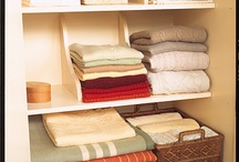 Organization and cleaning / by Amy Stoddard