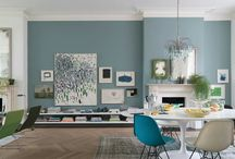 Oval Room Blue / Color behind Kitchen of the Year 2016