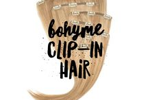 Bohyme Clip-In Extensions