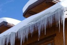 Gutter Ice Damage / ... the thin soffit panels to collapse. Can you imagine if they were to fall on someone! Ice Damage. Roof: The most common cause of roof damage is ice ...